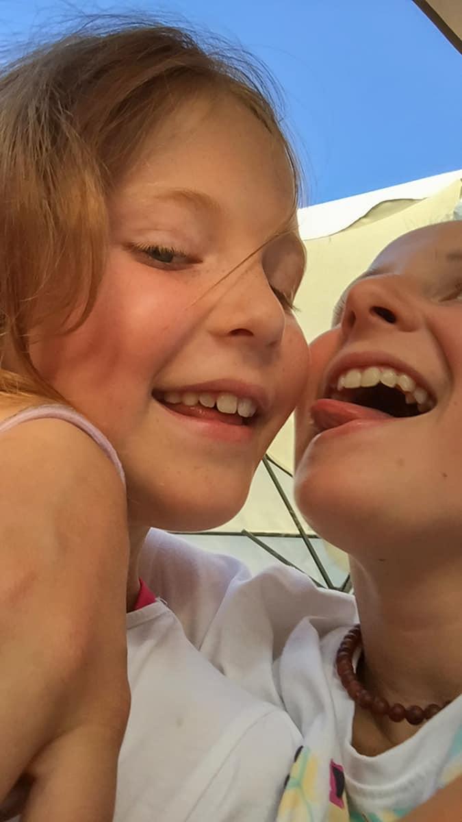 Ellie und Leonie