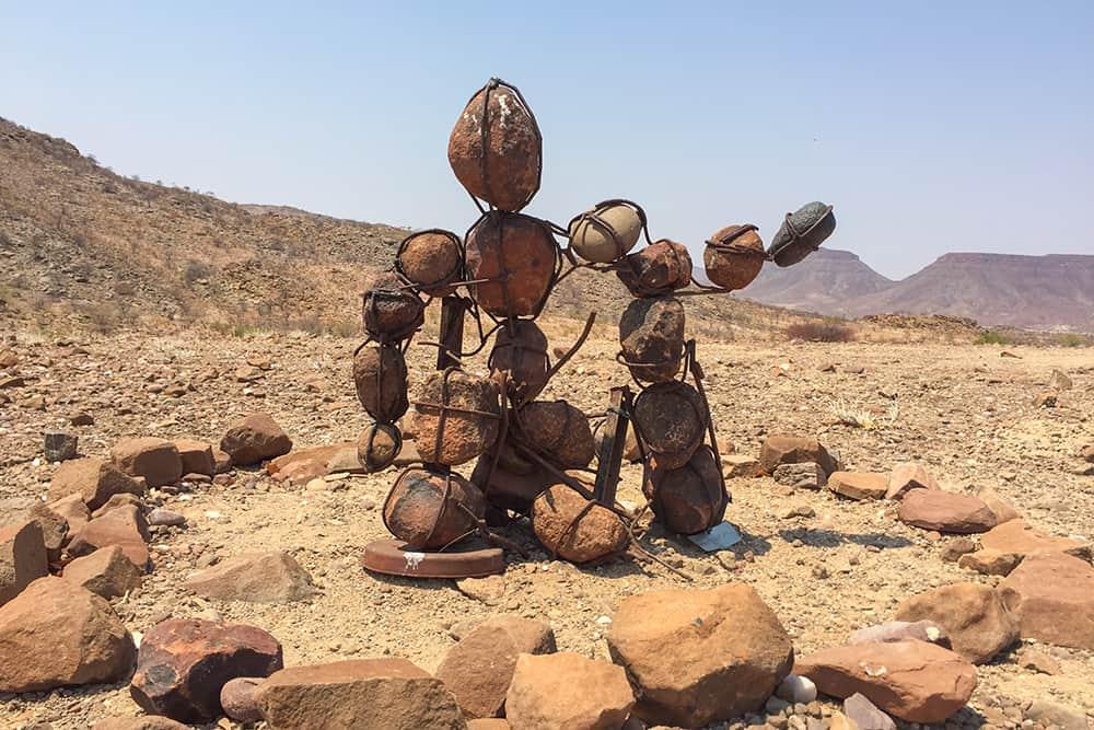 The lone stonemen