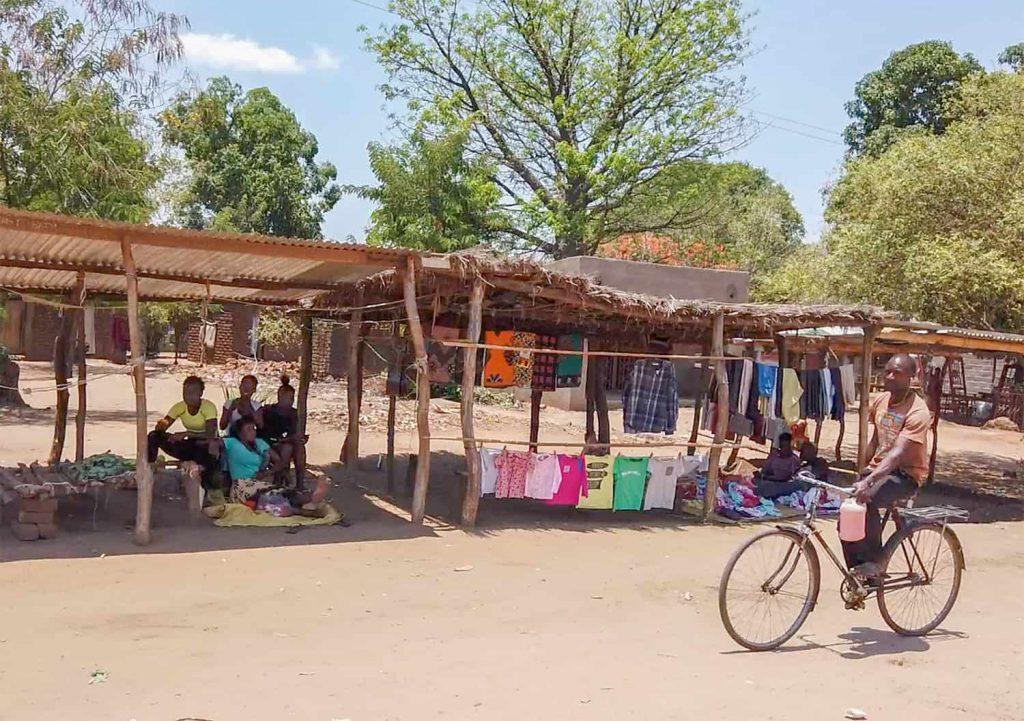 Unterwegs in Zambia