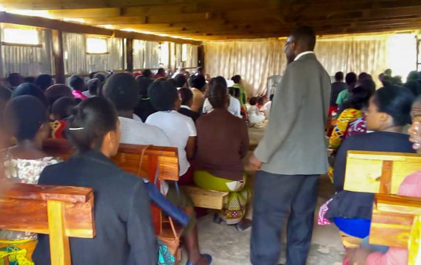 Kirche in Zambia