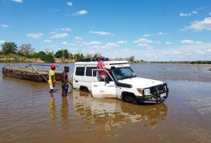 Fähre Mosambik
