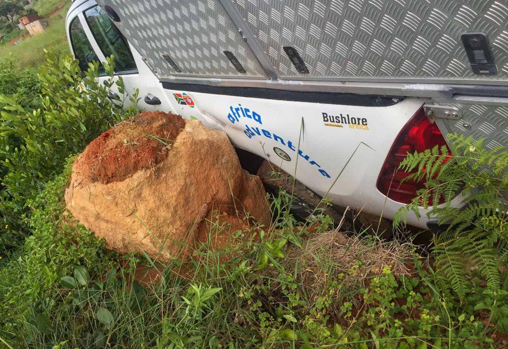 Car Rescue in Swaziland