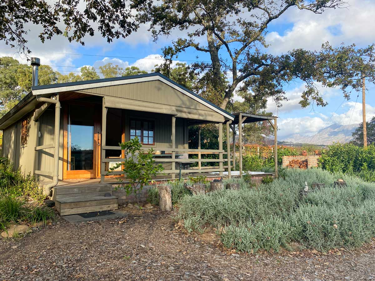 Tiny House in Stellenbosch